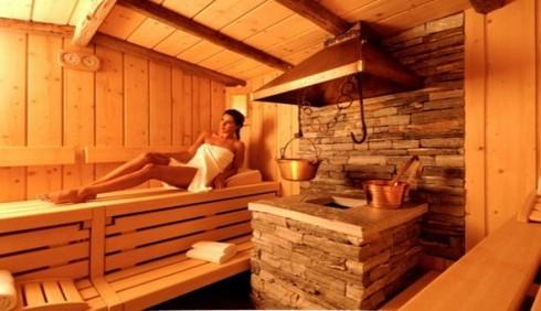 Disintossicare il corpo con sauna e bagno turco
