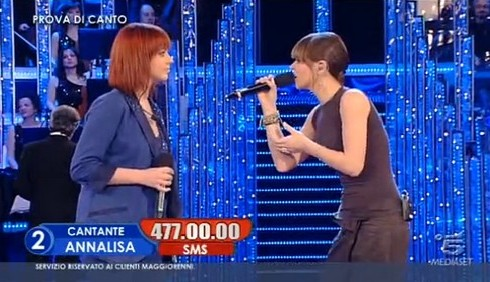 Alessandra Amoroso, arriva
