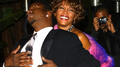Whitney Houston, Bobby Brown arrestato per droga