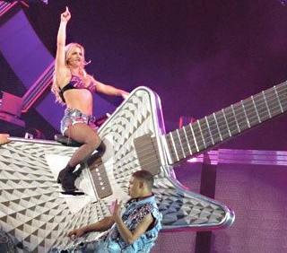 Britney Spears giudice di X-Factor USA?