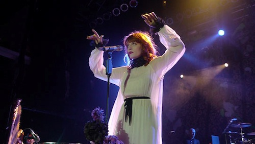 Florence + The Machine in Italia a novembre
