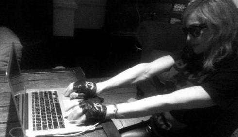 Madonna sbarca su Twitter e corteggia Justin Bieber