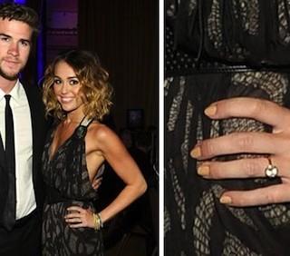 Liam Hemsworth e Miley Cyrus presto sposi?