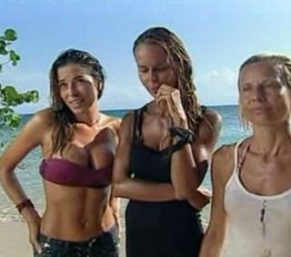 Isola dei Famosi 9: esce Nina Moric