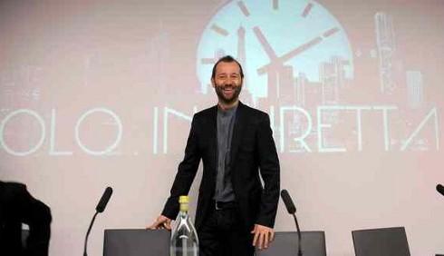 """Fabio Volo sbarca su Rai Tre con """"Volo in diretta"""""""