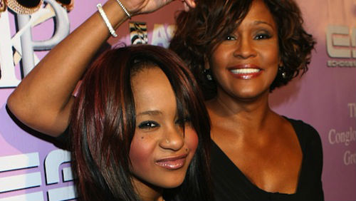 Bobbi Kristina e l'eredità di Whitney Houston