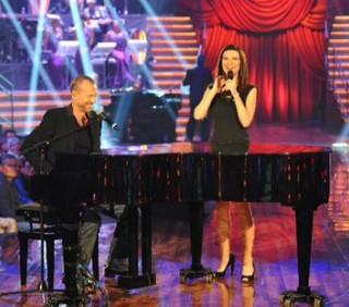 Laura Pausini e Biagio Antonacci, duetto insieme