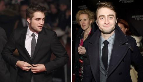 Daniel Radcliffe: «Robert Pattinson è più sexy di me»