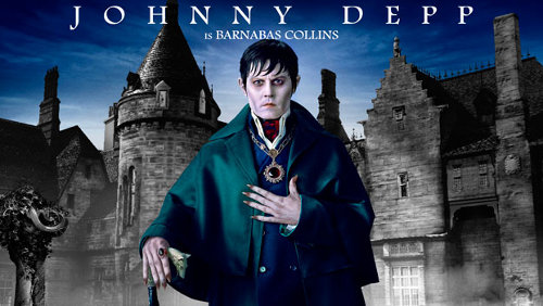 """Dark Shadows"", ecco il trailer"