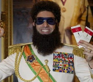 """The Dictator"", il secondo trailer"
