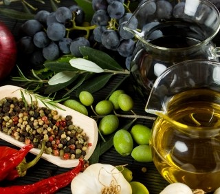 La dieta mediterranea ci salva la memoria