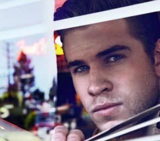 Liam Hemsworth per GQ, immagini