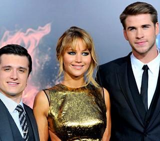 """Hunger Games"" première, foto"