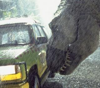 Jurassic Park torna in 3D