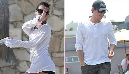 Lea Michele e Cory Monteith sempre più innamorati