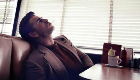 Liam Hemsworth uomo sexy del 2012