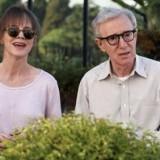 Judy Davis e Woody Allen