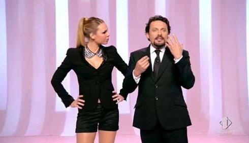 Belen Rodriguez a Le Iene e Ilary Blasi al Grande Fratello?