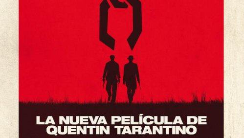 """Django Unchained"": il teaser poster"
