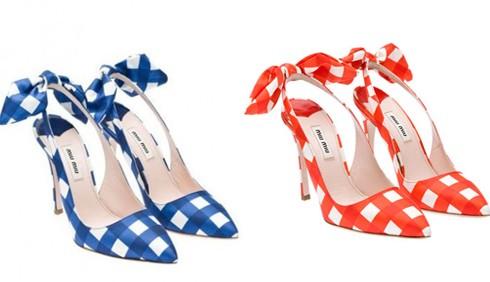 Miu Miu: torna la punta nella nuova collezione di scarpe
