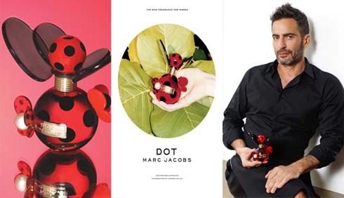 Marc Jacobs lancia Dot, il nuovo profumo