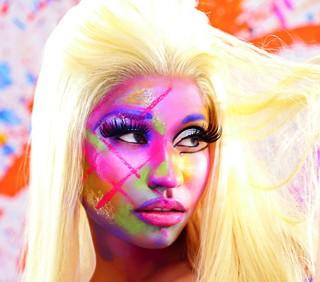 Nicki Minaj realizza il suo primo profumo