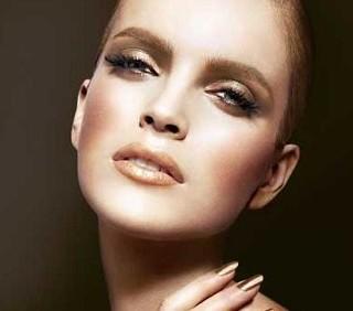 Tom Ford: make-up in colori metallizzati