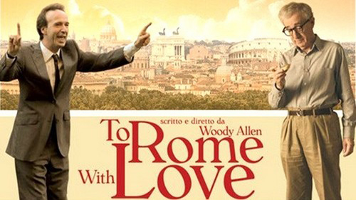"""To Rome With Love"" di Woody Allen, il trailer italiano"