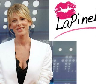 """Alessia Marcuzzi annuncia il suo fashion blog """"La Pinella"""""""