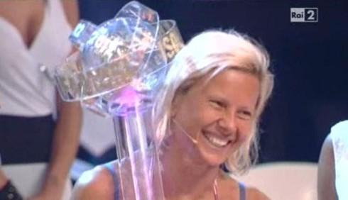 Isola dei Famosi 9: Antonella Elia vince