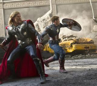 """The Avengers"", da sabato in 750 copie"