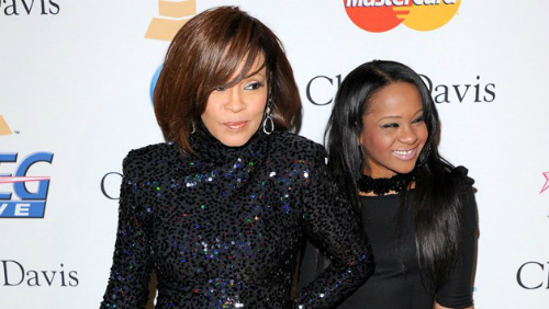 Bobbi Kristina sarà Whitney Houston al cinema?