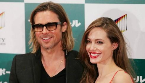 Brad Pitt e Angelina Jolie si sposeranno in Francia?