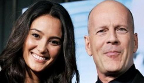 Bruce Willis è diventato papà