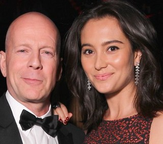 Bruce Willis ed Emma Heming: le foto