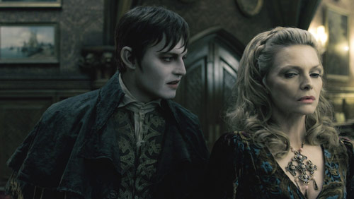 """Dark Shadows"", nuovo trailer asiatico"