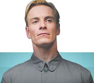 """""""Prometheus"""": un virale per l'androide David"""