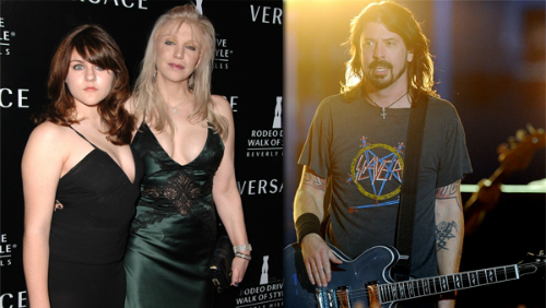 Dopo Dave Grohl, Frances Bean contro la madre Courtney Love