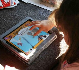 Bambini e iPad? Occorre cautela