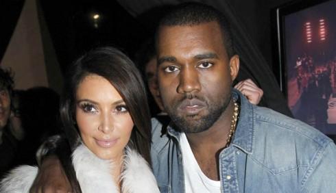 Kanye West e Kim Kardashian sempre più romantici
