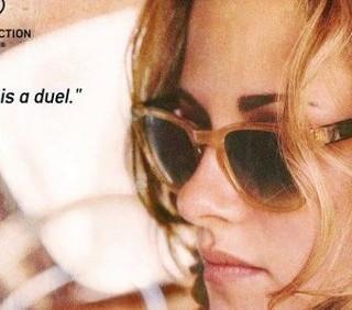 """On The Road"" a Cannes, Kristen Stewart in locandina"