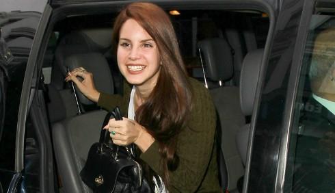 Lana Del Rey: flirt con Axl Rose dei Guns n' Roses?