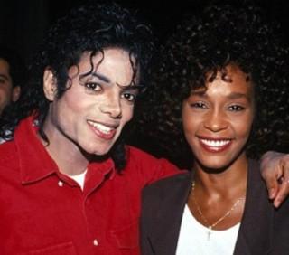 Michael Jackson e Whitney Houston erano amanti?