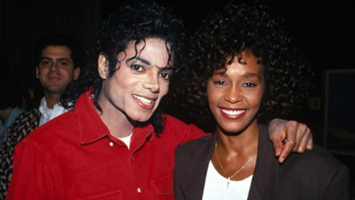 Michael Jackson e Whitney Houston erano amanti?