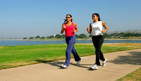Un po' di attività fisica aiuta a rimanere incinta