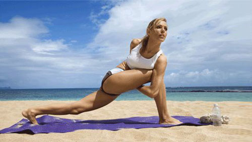 Playagym: fare fitness in spiaggia