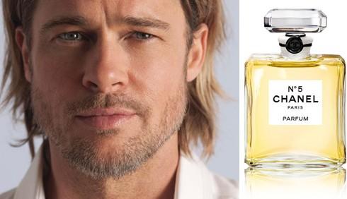 Chanel n°5: Brad Pitt nuovo testimonial