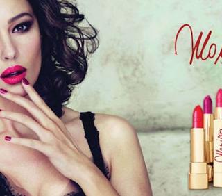 Dolce & Gabbana: rossetti ispirati a Monica Bellucci