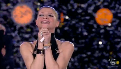 Alessandra Amoroso vince Amici 2012