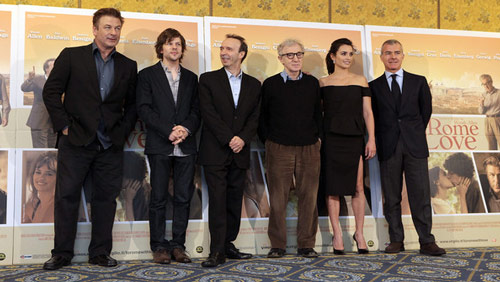 Carlo Verdone e Leo Gullotta contro Woody Allen e To Rome With Love